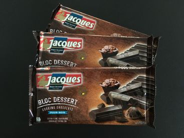 Dark chocolade Jacques